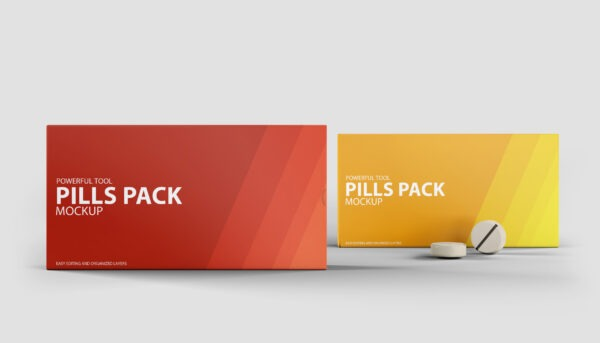 packaging mockup