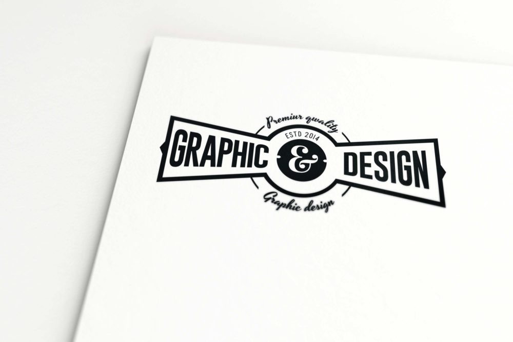 Graphic Design Mockup
