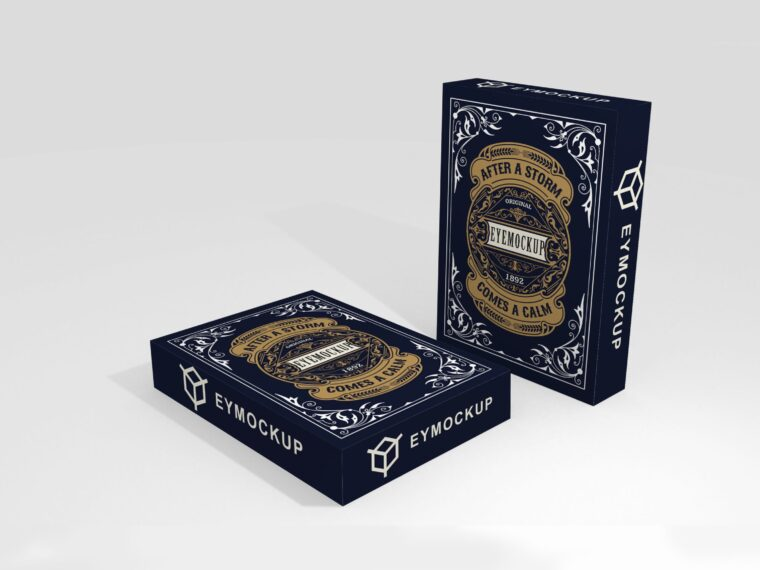 Packaging Mockup Box