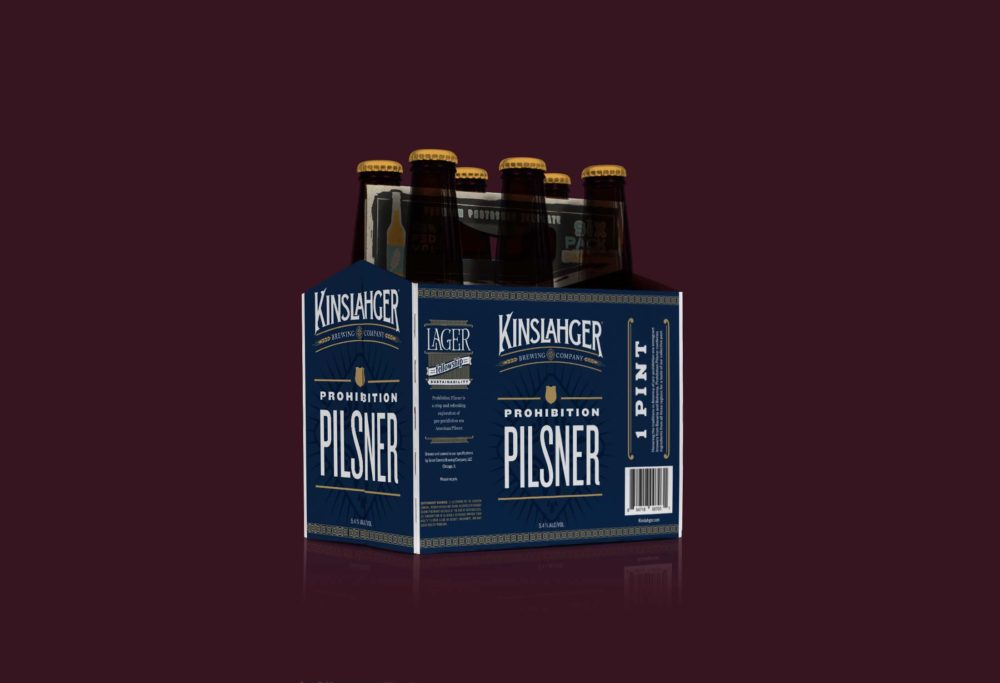 6IXER BEER CARRIER MOCK-UP
