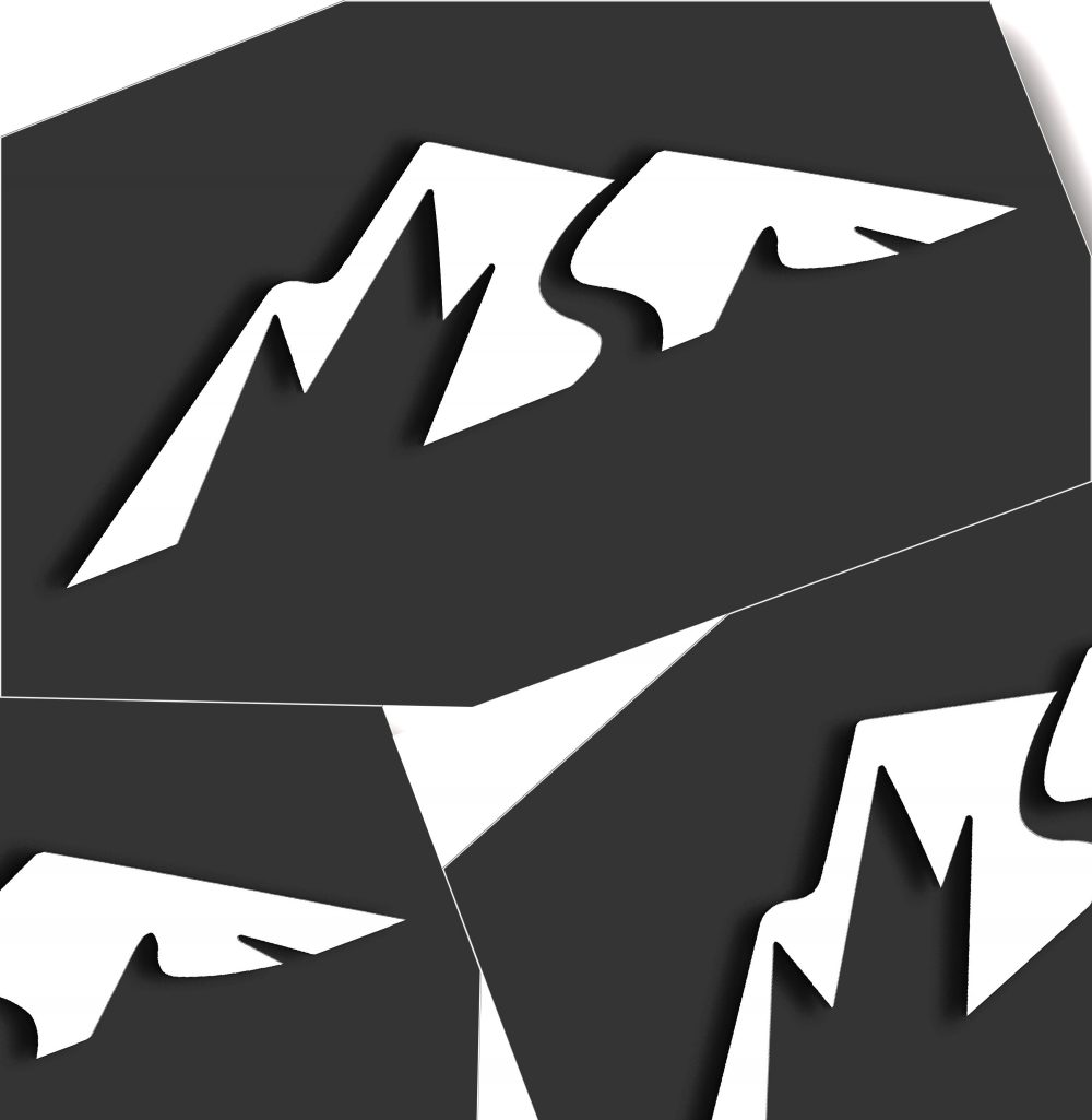 Mountain Logo Mockup