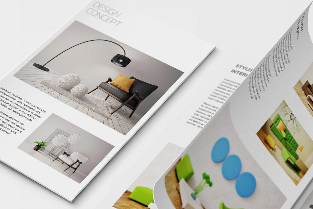 best Brochure Catalogs Mockups