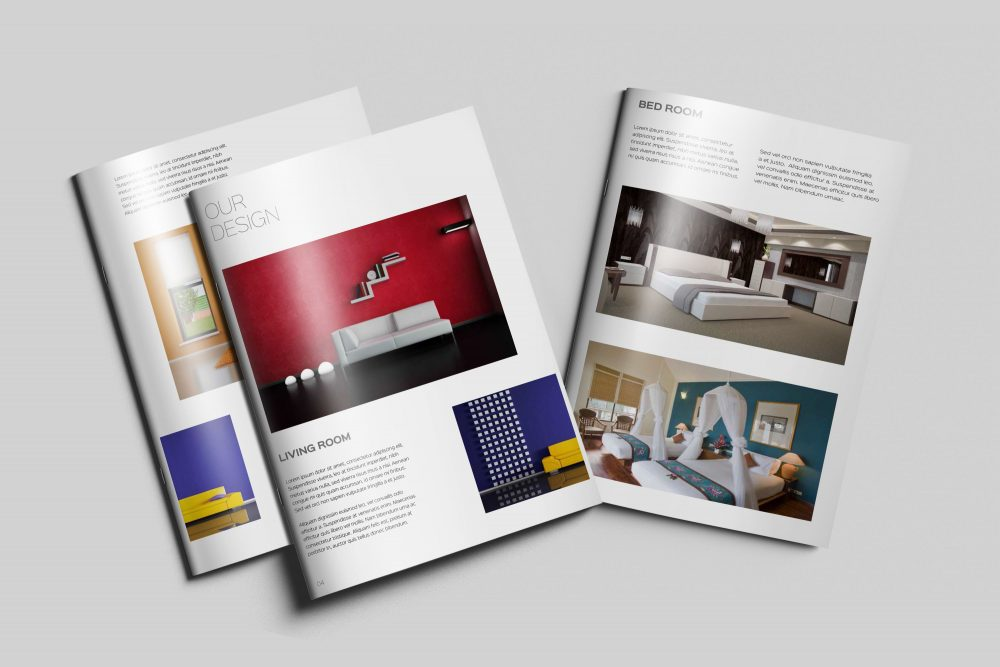 awesome Magazine Mockups