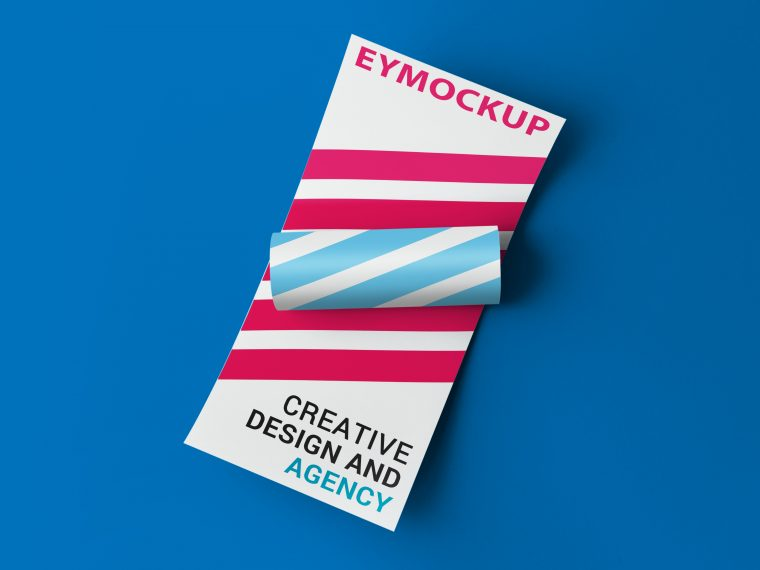 Latest Awesome DL Flyer Mockups