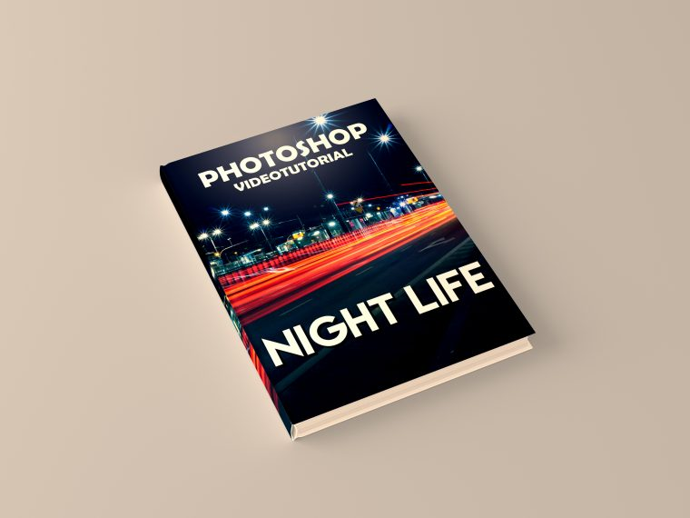 NightLife  Cover Mockup