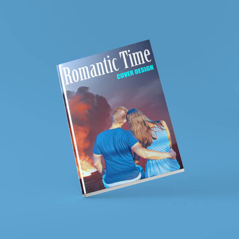 Romantic Book Cover