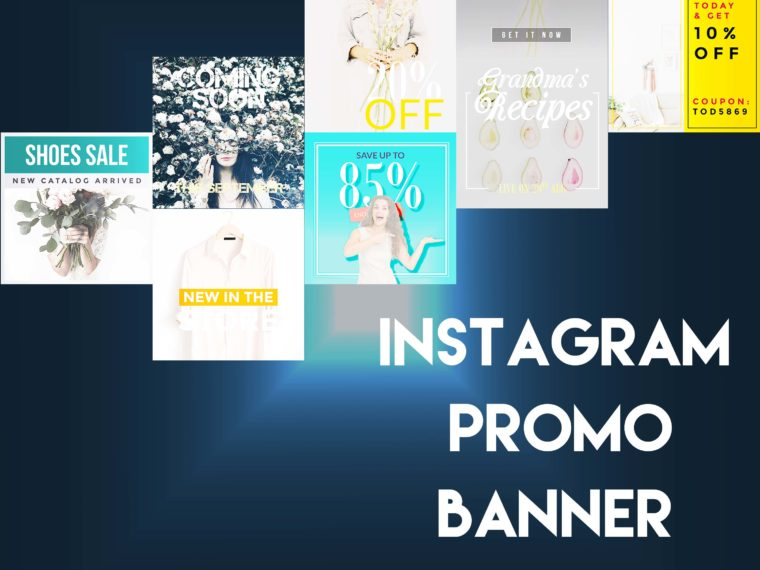 8 Creative Instagram Bundle