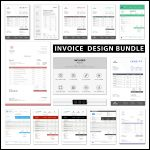 Amazing Design Invoice Bundle