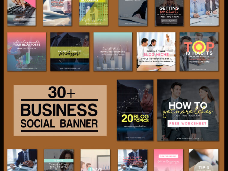 Business Social Banner Pack