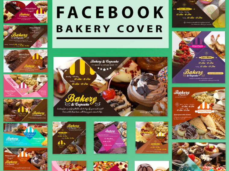 Bakery Cover Bundle