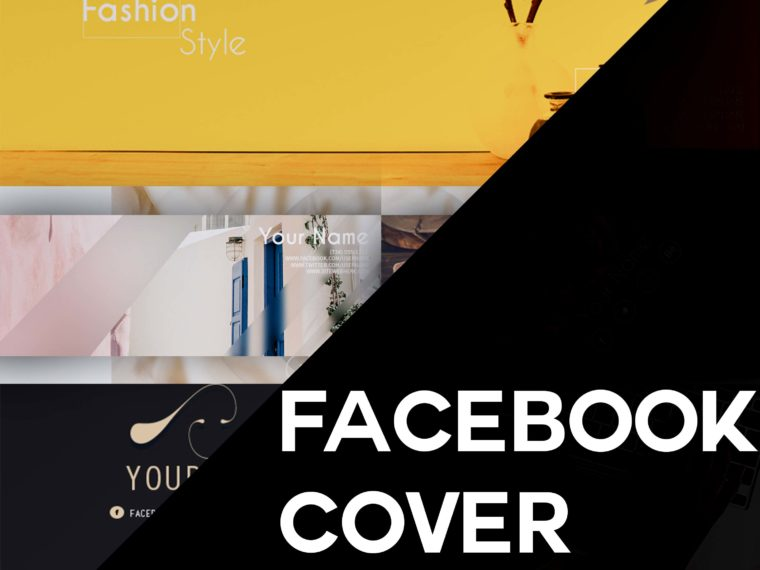 Facebook Cover Design Bundle