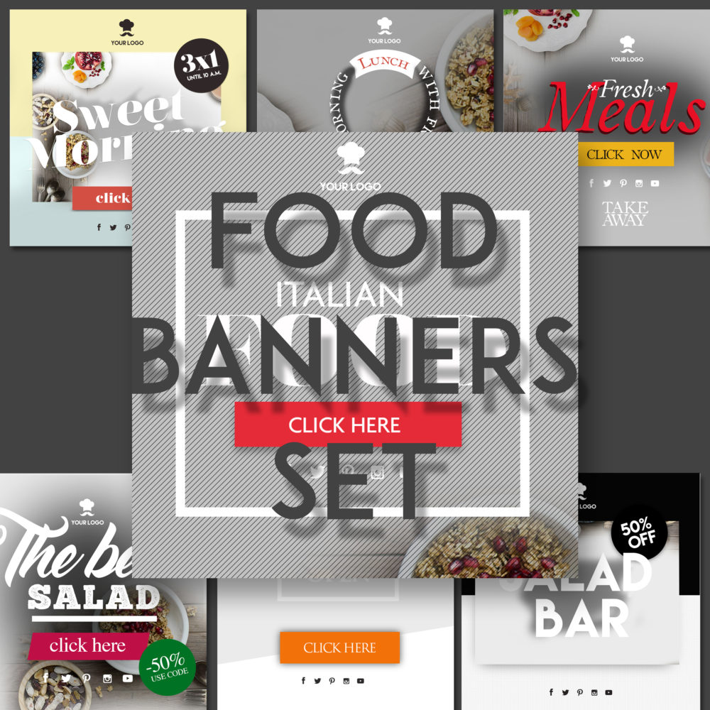 Banners Design Bundle