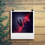 Colourful Photo Mockup Pack