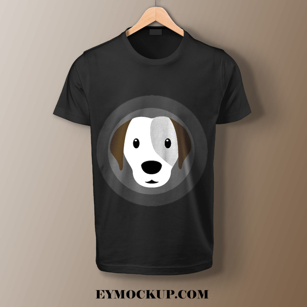 Doggy T shirt Art