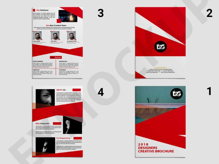 Corporate Clean Creative Template