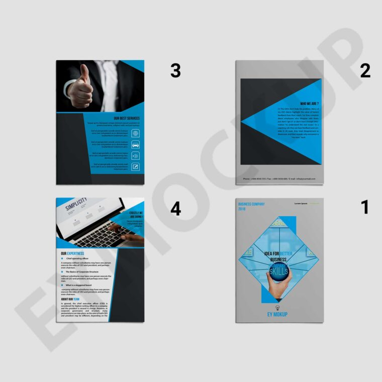 Corporate Creative Brochure