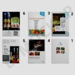 Premium Wine Brochure Template