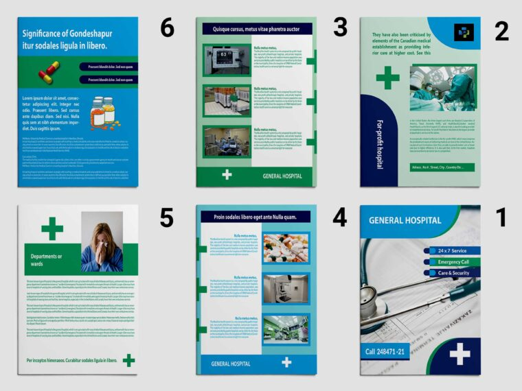Premium Business Brochure