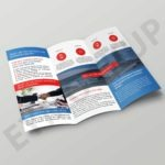 Creative Transport Tri-Fold Brochure Template