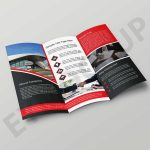 Modern Tri-Fold Business Brochure