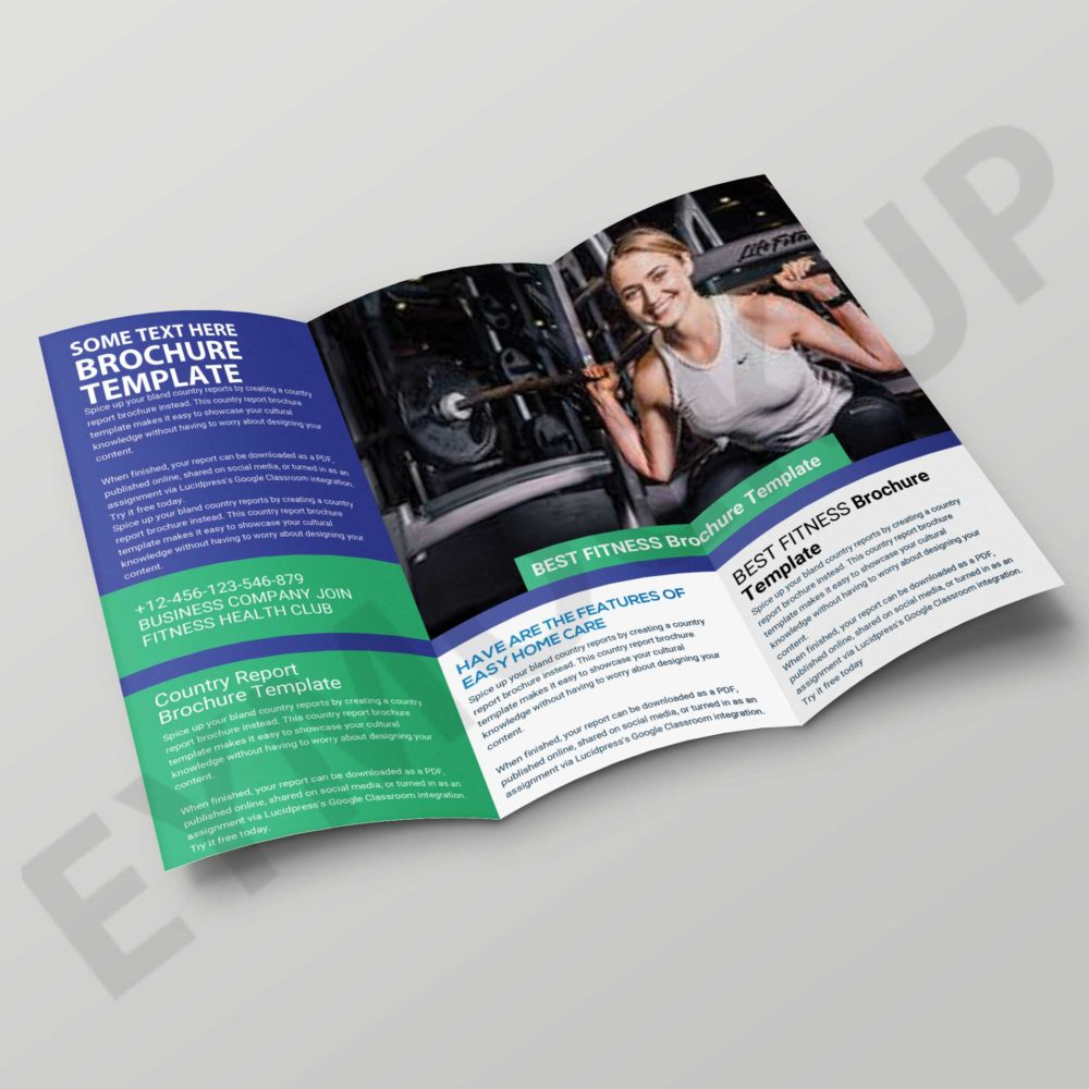 Multi Purpose Tri-Fold Brochure