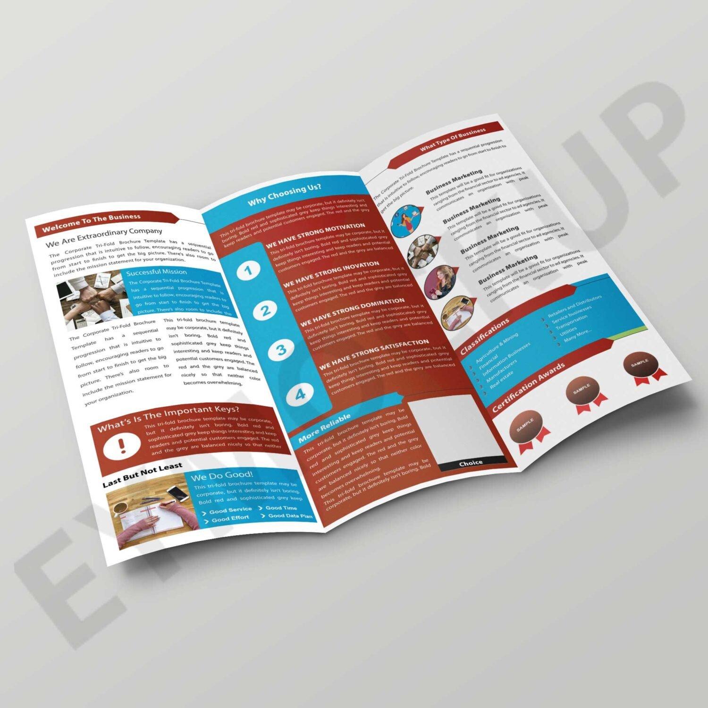 Creative Tri-Fold Brochure 2018