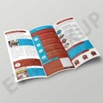 Marketing Creative Tri-Fold Brochure
