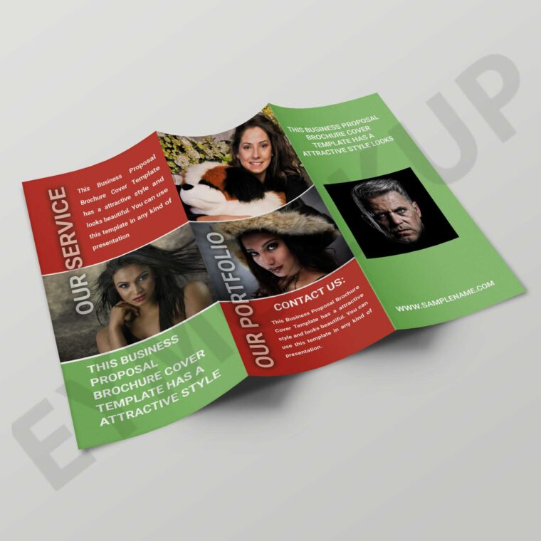 Attractive Photography Brochure