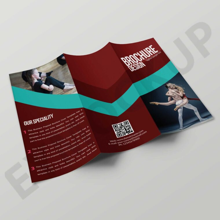 Dancing Coaching Brochure