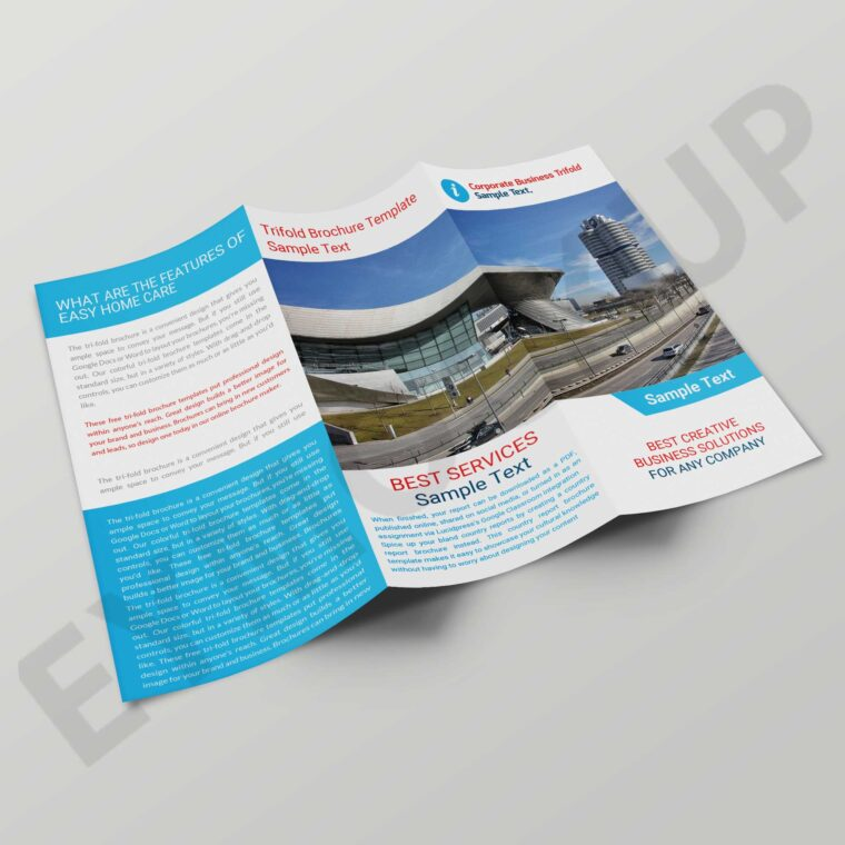 Transport Tri-Fold Brochure