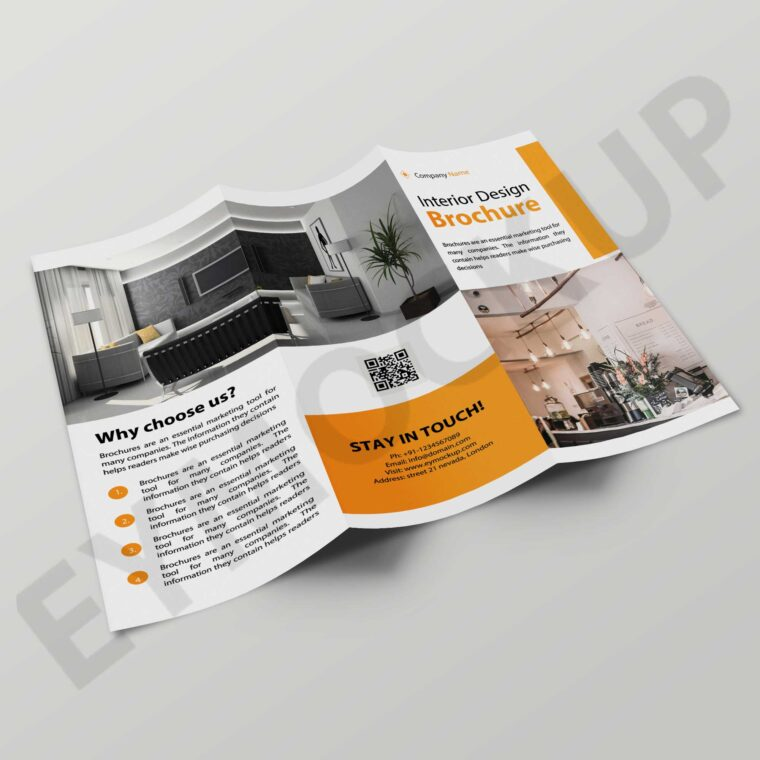 Furnishing Tri-Fold Brochure