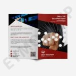 New Design Bi-Fold Brochure Template