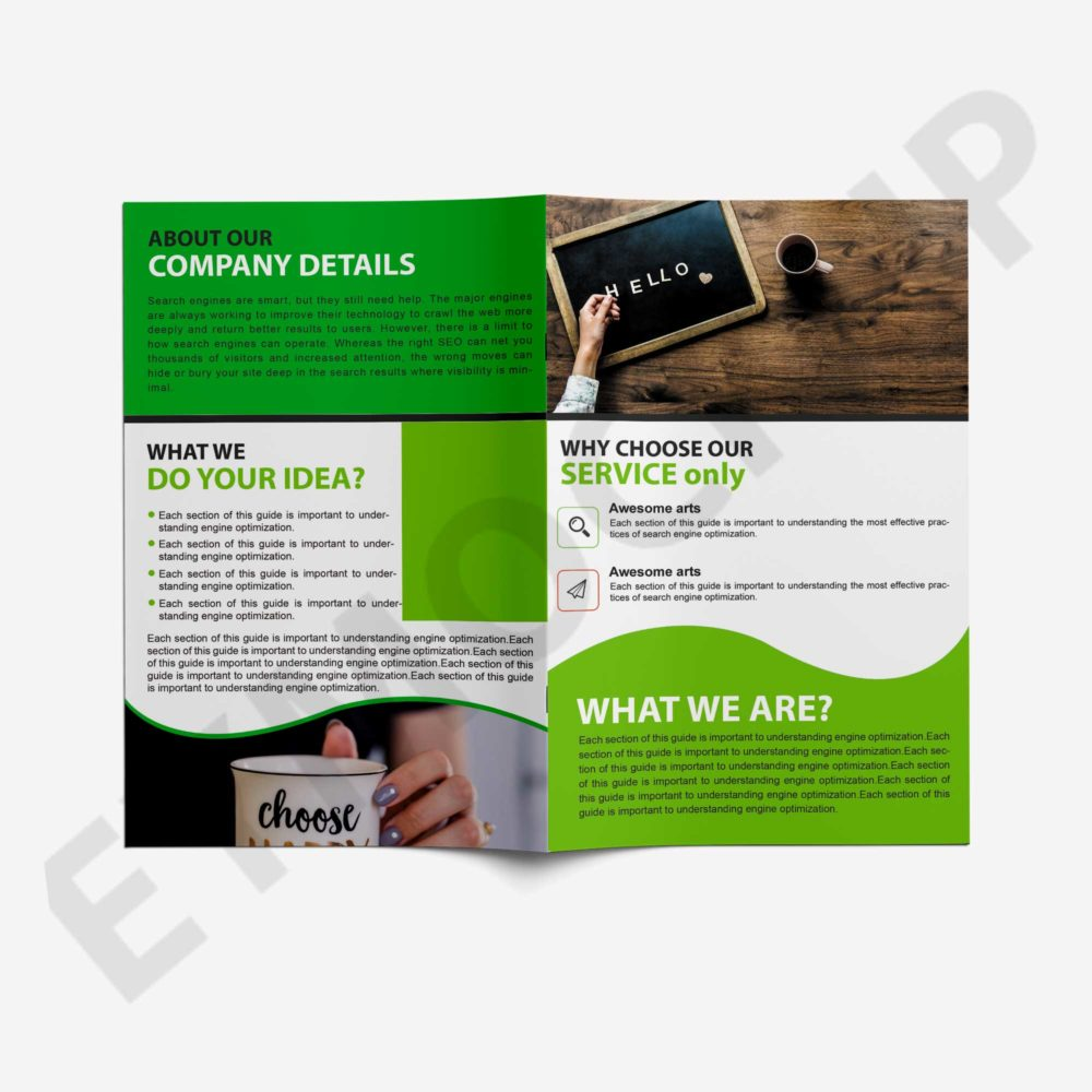 Creative PSD Brochure