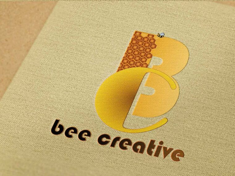 Fabric Clothes Realistic Logo Mock-up