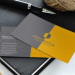 Business Cards Presentation Mockups