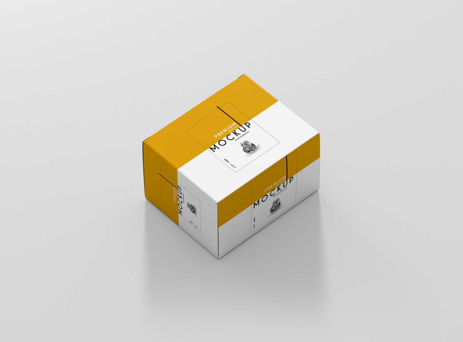 New Box Packaging