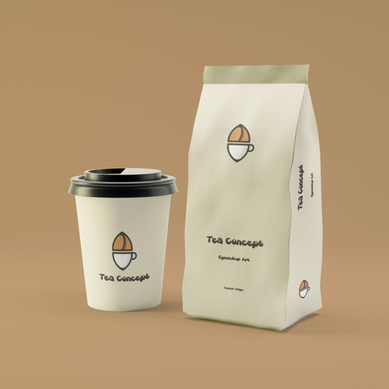 Coffee Cup Packaging