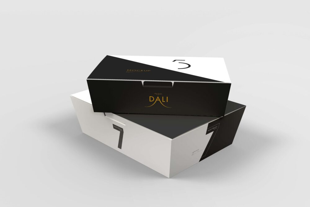New Tapered Box Packaging