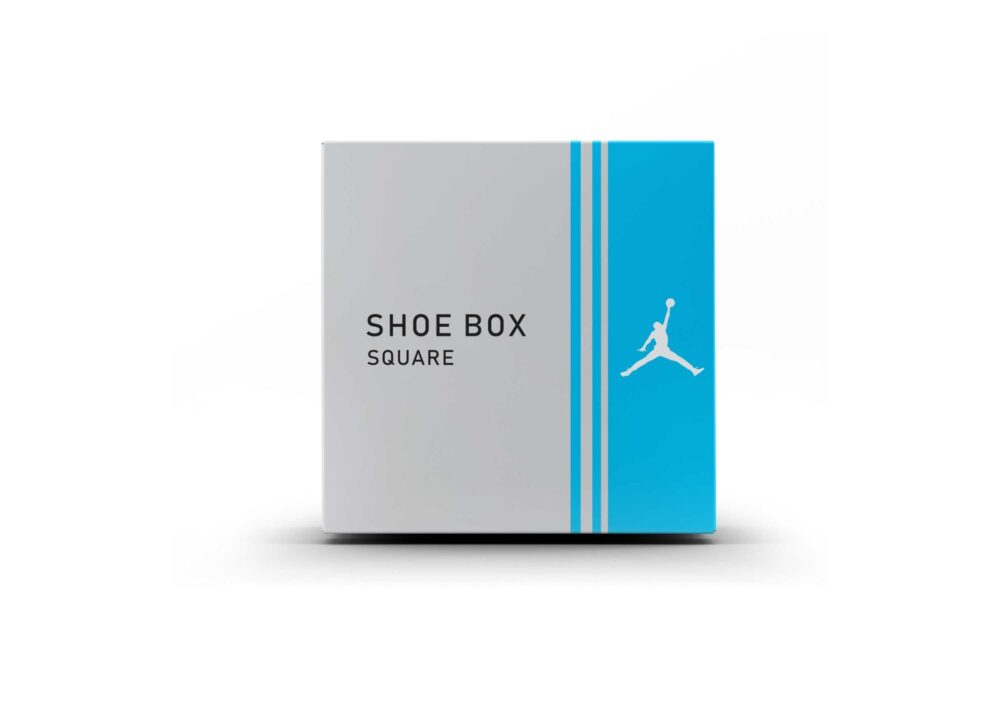 Shoes Box Label Mockup (2)