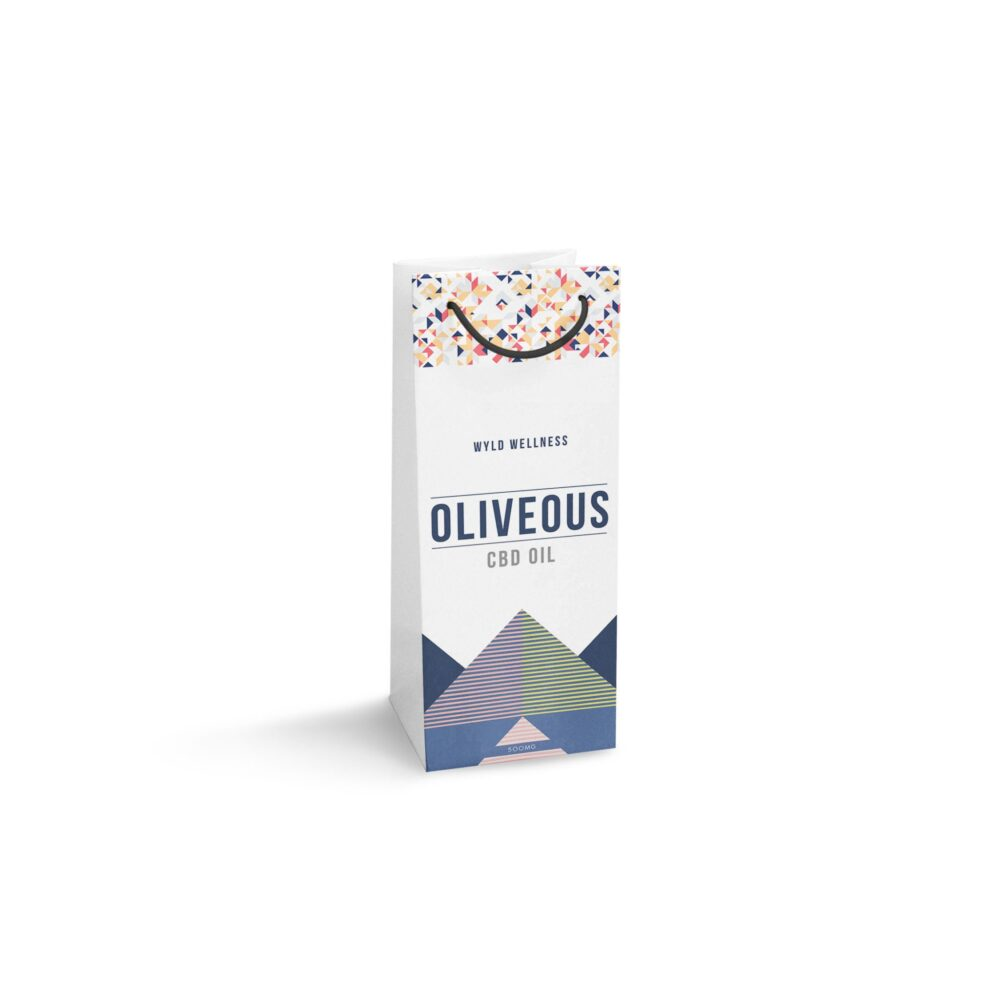 Bag Label Mockup