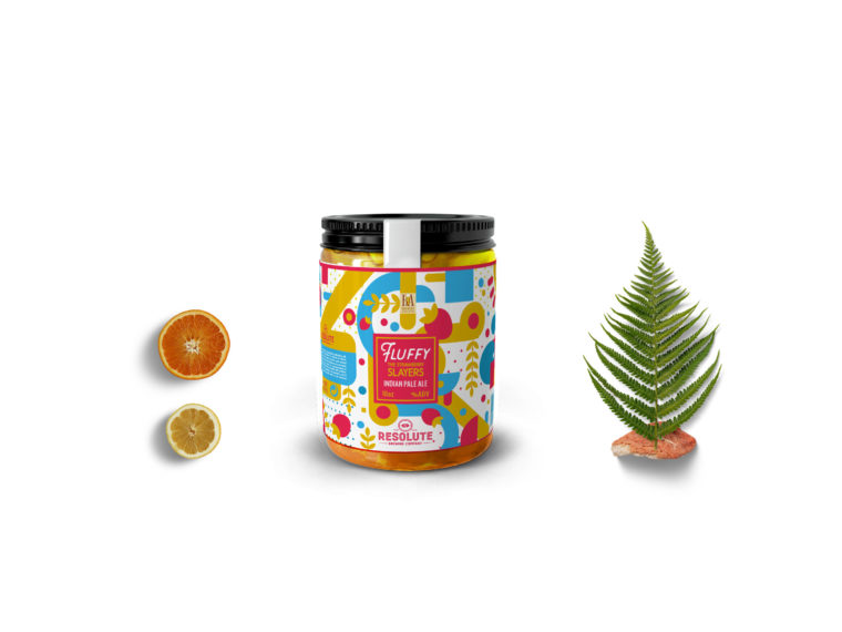Creative Jam Jar PSD Bottle Mockup