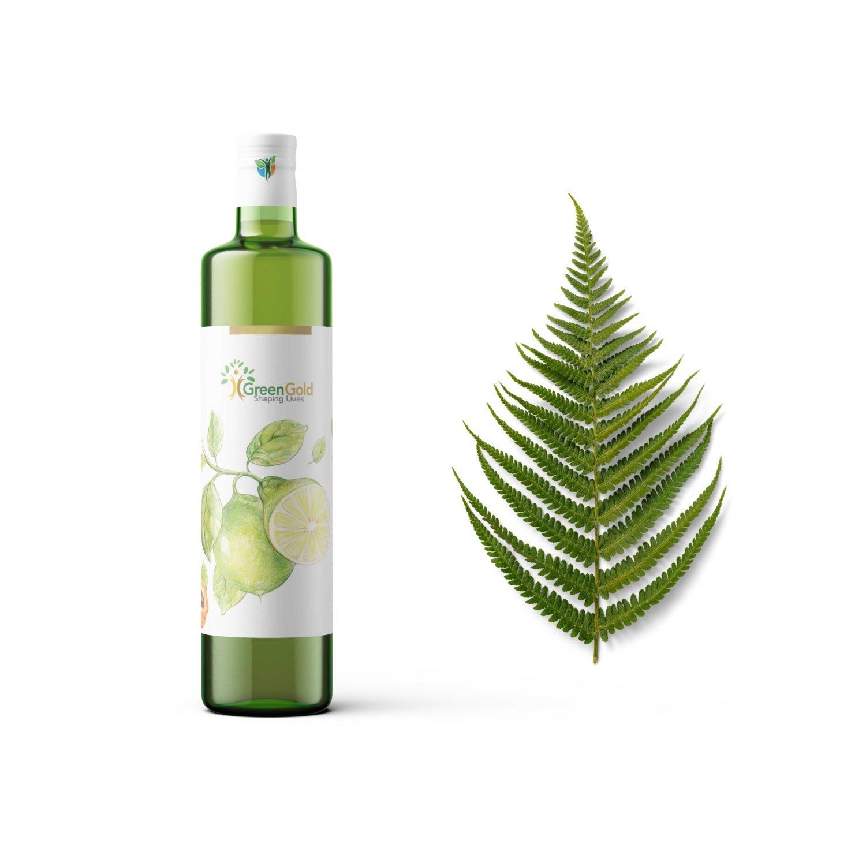 Syrup Medical Bottle Packaging Mockup