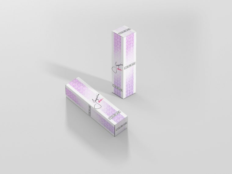 Lip Care Packaging Mockup