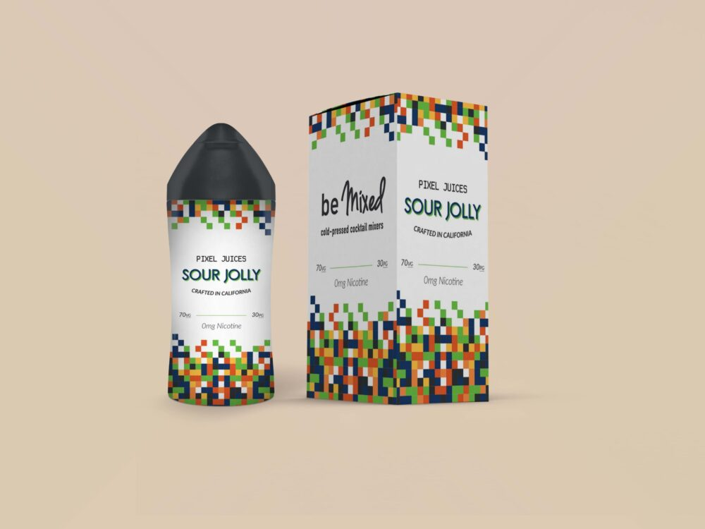 Body Lotion Bottle Packaging Mockup