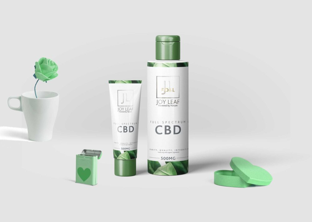 Product Packaging Mockup