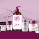 Beauty Cosmetic Products Scenes Mock-Up