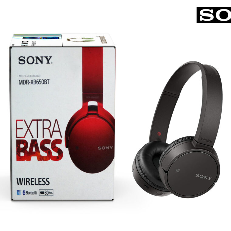 Sony Headphone Mockup