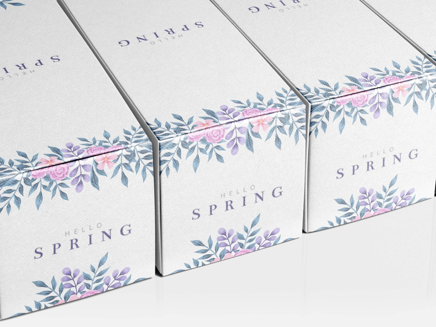 Scent Packaging Mockup