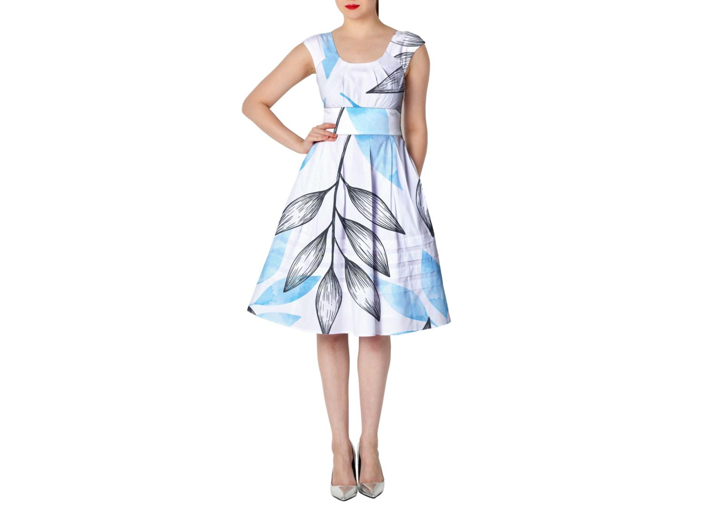 Short Dress Mockup