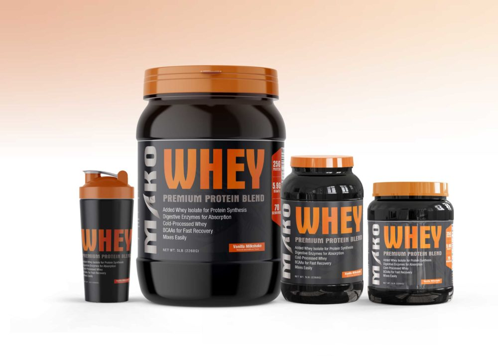 Supplement Product Mock-UpDietary Supplement Product Mock-Up